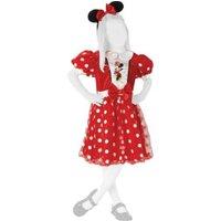 Rubie's Red Glitz Minnie Mouse