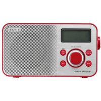Sony XDR-S60 Red