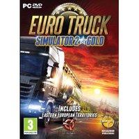 Euro Truck Simulator 2: Gold (PC)