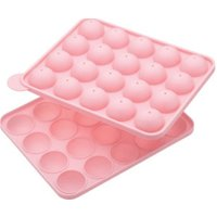 Kitchen Craft Sweetly Does It 20 Hole Silicone Cake Pop Mould