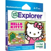 LeapFrog Explorer Learning Game Hello Kitty