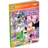 LeapFrog LeapReader Junior Book Minnie Mouse