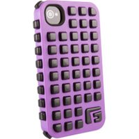 G-Form Extreme Grid Purple / Black (iPhone 4/4S)
