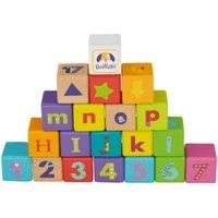 Boikido Cubes Alphabet