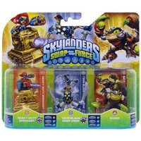 Activision Skylanders: Swap Force - Heavy Duty Sprocket + Twin Blade Chop Chop + Scorp