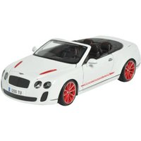 BBurago Bentley Continental Supersports
