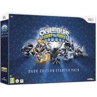 Skylanders: Swap Force - Dark Edition Starter Pack (Wii)