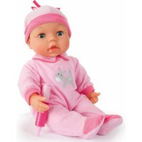 Bayer Design Interactive Doctor Baby Doll Set with Medical Kit