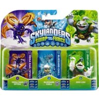 Activision Skylanders: Swap Force - Mega Ram Spyro + Blizzard Chill + Zoo Lou