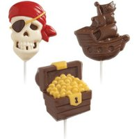 Wilton Large Pirate Lolly Mold