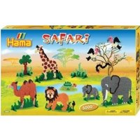Hama Safari Bead Set