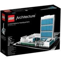 LEGO Architecture - United Nations Headquarters