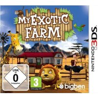 My Exotic Farm (3DS)