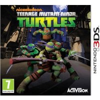 Nickelodeon Teenage Mutant Ninja Turtles (3DS)