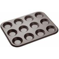 Kitchen Craft Masterclass 12 Hole Muffin Tray