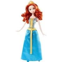 Mattel Princess Sparkle Sparkling Brave Merida