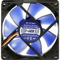 Noiseblocker BlackSilent Fan XE1 92mm