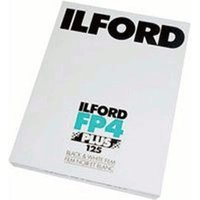 Ilford FP4 Plus 4x5 Sheet Film