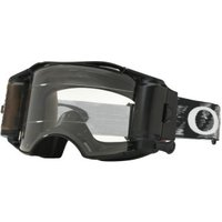 Oakley Airbrake MX with Race-Ready Roll-Off System