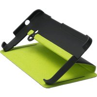 HTC HC V841 Flip Case black/green (HTC One)
