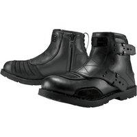 Icon El Bajo Boot-Johnny Black