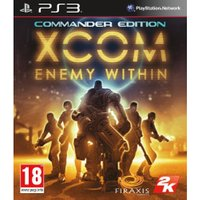 XCOM: Enemy Within - Commander Edition (PS3)
