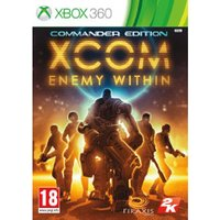 XCOM: Enemy Within - Commander Edition (Xbox 360)