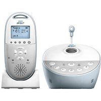 Philips SCD580/01 DECT Baby Monitor