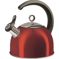 Morphy Richards Accents Whistling Kettle 2.5L Red