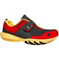 Glagla Classic black/red/gold