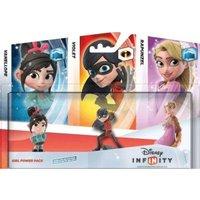 Disney Infinity: Girl Power Pack - Vanellope + Violet + Rapunzel