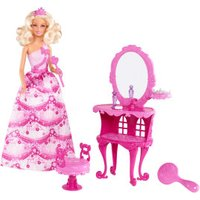 Barbie Princess and Dressing Table