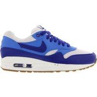 Nike Wmns Air Max 1 VNTG sail/hyper blue/blitz blue/game mid brown