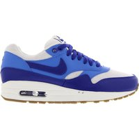 Nike Air Max 1 VNTG Wmns sail/hyper blue/blitz blue/game mid brown