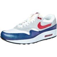 Nike Wmns Air Max 1 VNTG sail/street grey/blue tint/hyper red