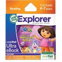 LeapFrog LeapPad Ultra eBook - Dora the Explorer