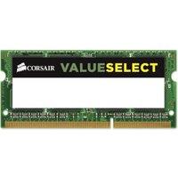 Corsair ValueSelect 8GB SO-DIMM DDR3 PC3-12800 CL11 (CMSO8GX3M1C1600C11)