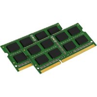 Kingston ValueRAM 8GB Kit SO-DIMM DDR3 PC3-10667 CL9 (KVR13S9S8K2/8)