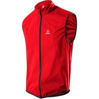 Löffler Windstopper Vest Active Men's red