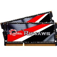 G.SKill RipJaws 8GB Kit SO-DIMM DDR3 PC3-12800 CL9 (F3-1600C9D-8GRSL)