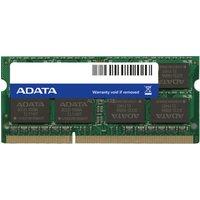 Adata Premier 4GB SO-DIMM DDR3 PC3-12800 CL11 (AD3S1600W4G11-R)