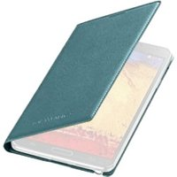 Samsung Flip Cover Wallet mint blue (Samsung Galaxy Note 3)