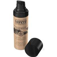 Lavera Sensitiv Natural Liquid Foundation - 04 Honey Beige (30 ml)