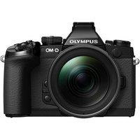 Olympus OM-D E-M1 Kit 12-40mm Black