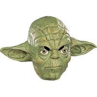 Rubie's Child Yoda 3/4 Vinyl Mask