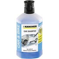 Karcher Plug & Clean Car Shampoo 3-in-1