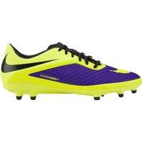Nike Hypervenom Phelon FG electro purple/volt/black