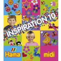 Hama Beads - Inspiration Book 10