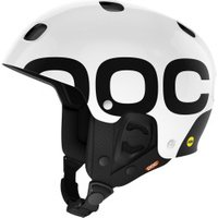 POC Receptor Backcountry MIPS hydrogen white