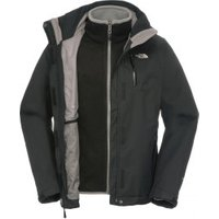 The North Face Women's Zenith Triclimate Jacket Tnf Black